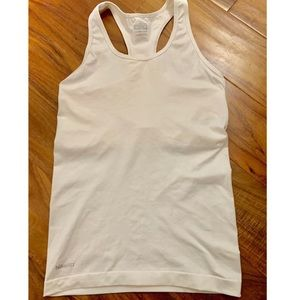 Nike FIT Dry Tank w/Built-in Sports Bra Sz S